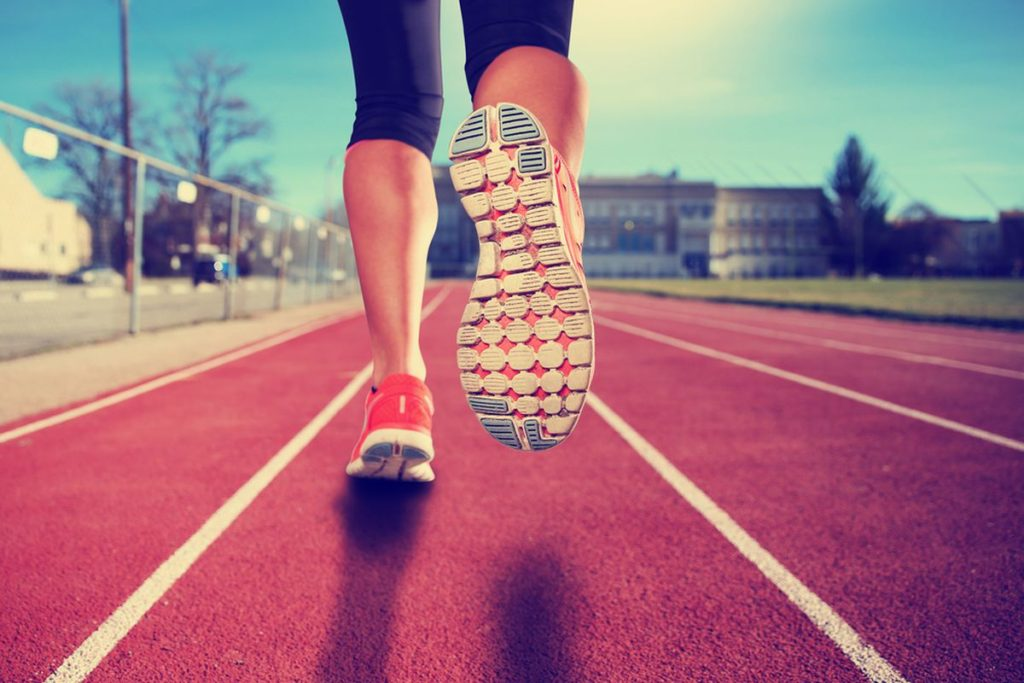 running and health